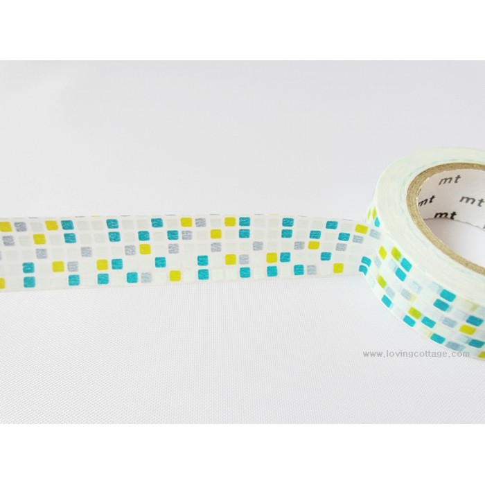 mt 1p tile green masking tape
