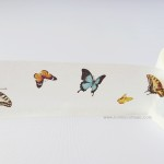 Butterflies adhesive tape by mt
