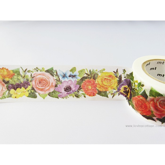 Garden masking tape by mt Japan