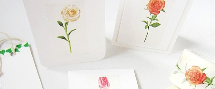 Elegant Gift Cards And Bookmark