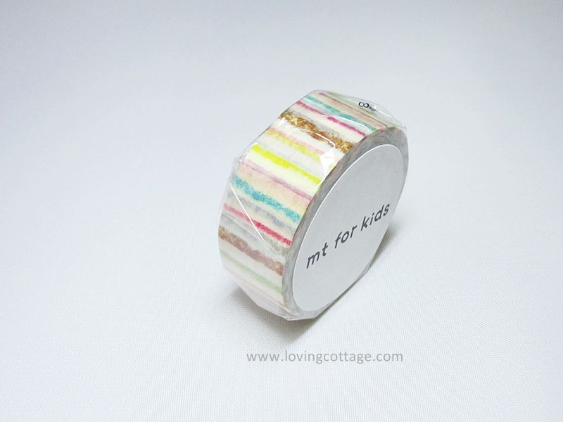 Small adhesive tape for kids