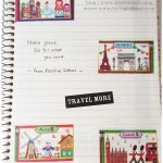Travel the world washi tape