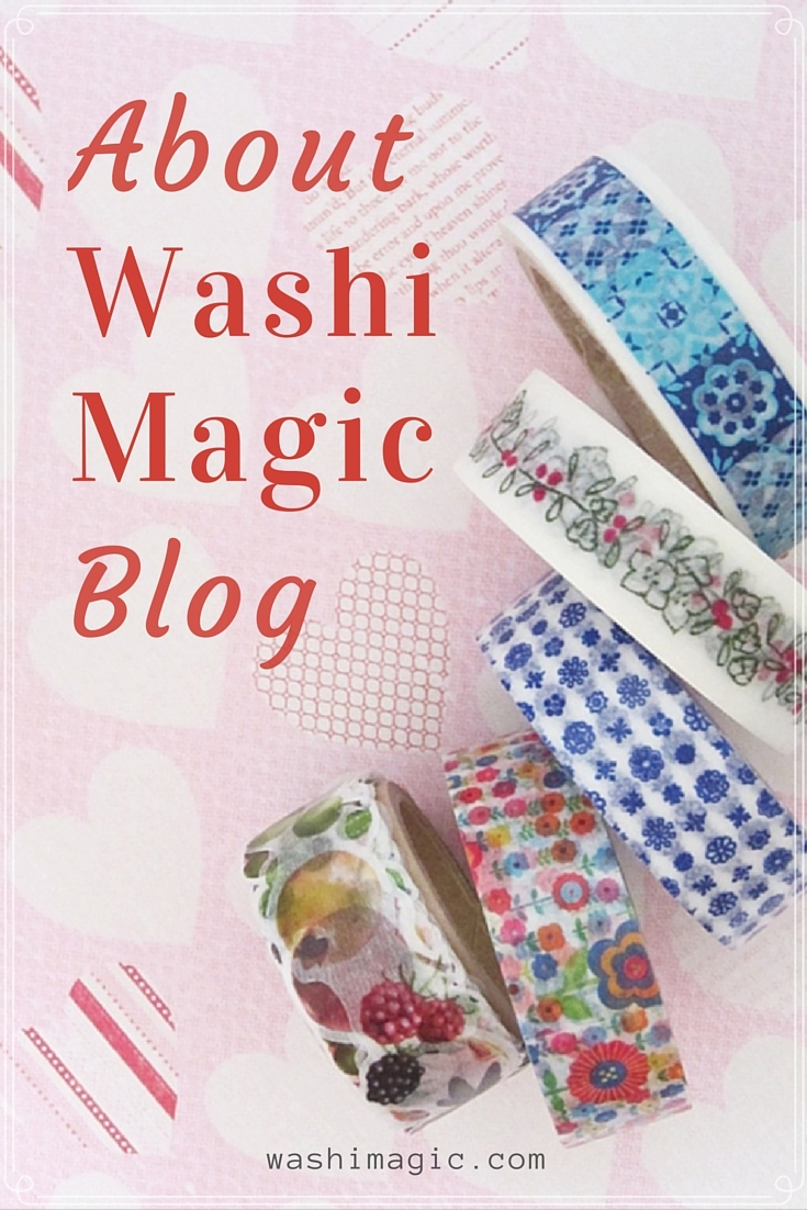 About WashiMagic blog