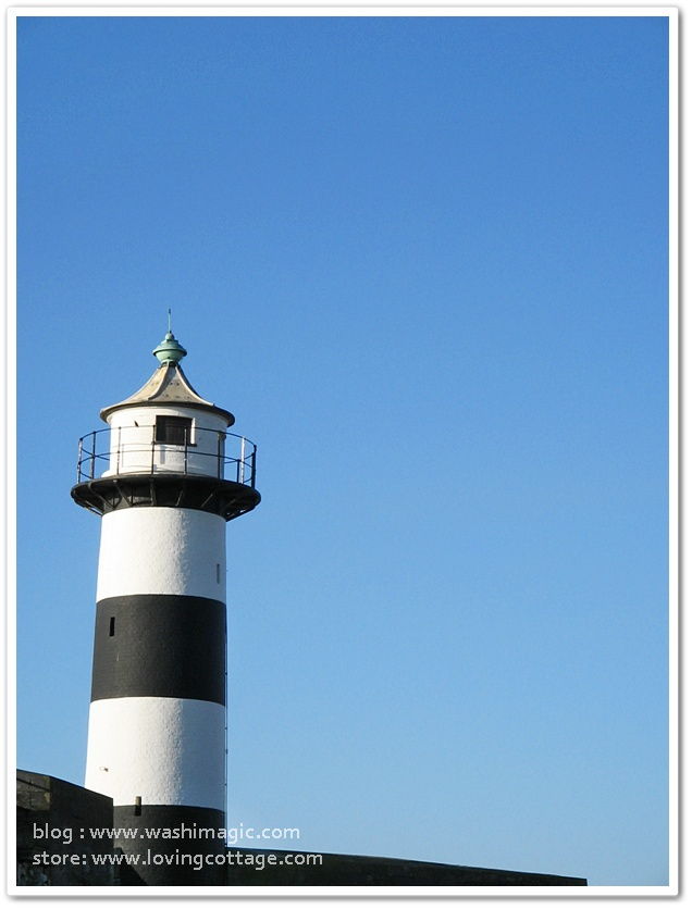 Lighthouse in Portsmouth England