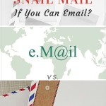 Why send snail mail if you can email