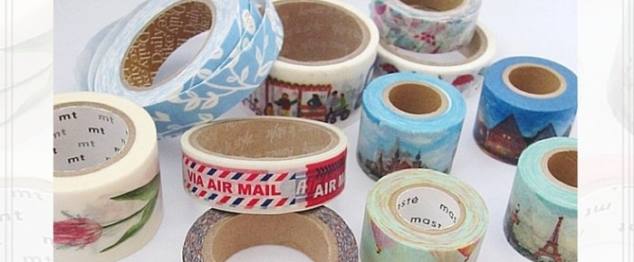 My Top 10 Favorite Washi Tapes Are Simple To Use And Practical