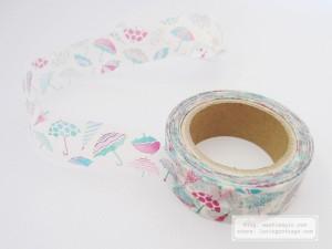 Space Craft umbrella masking tape | Washimagic.com