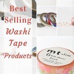 Best selling washi tape products | Washimagic.com