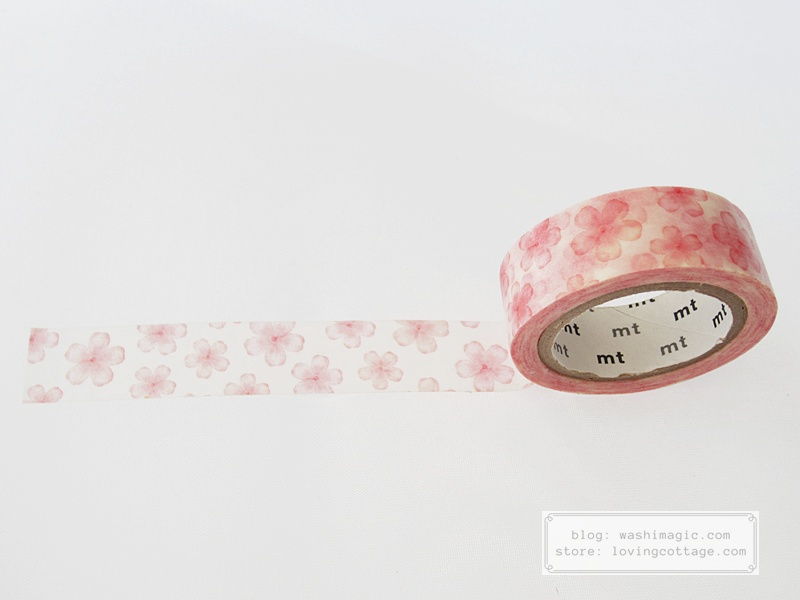 mt ex sakura masking tape MTEX1P85 | Washimagic.com
