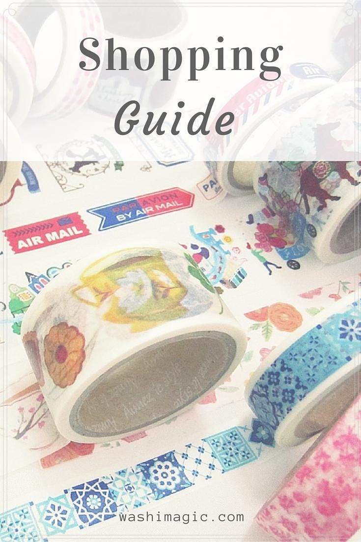 Shopping guide | Washimagic.com