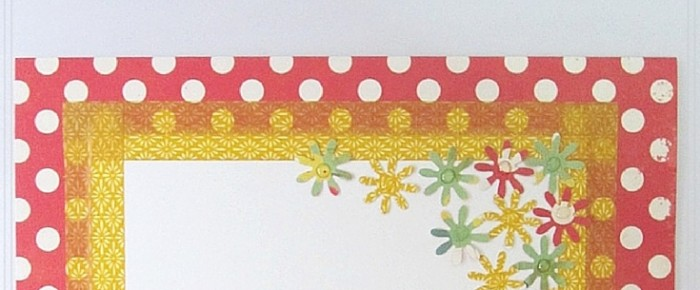 Washi Tape Mother's Day Card
