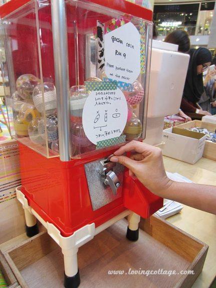 mt expo in Kuala Lumpur, Malaysia - gocha coin | Washimagic.com