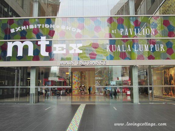mt expo in Kuala Lumpur, Malaysia - the entrance | Washimagic.com
