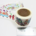 Canal town washi tape by Aimez le style, Japanese washi paper craft tape | Washimagic.com