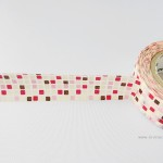 Mosaic pattern washi tape