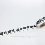Somitape piano keys washi tape | Washimagic.com