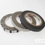 mt slim black and white washi tape MTSLIM21 | Washimagic.com