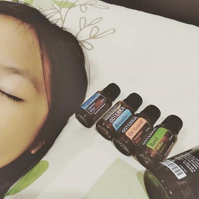 Inspiring Interview Series - using essential oils | Washimagic.com