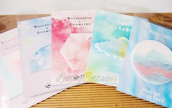 Get kawaii stationery, notepads, sticky notes at LovingCottage online shop | Washimagic.com