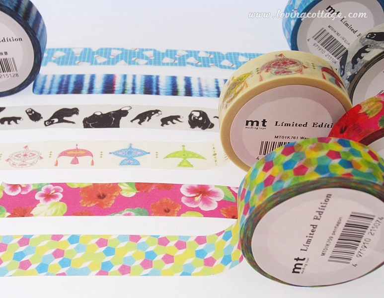 mt masking tape limited edition | KL Pavilion mt expo | Washimagic.com